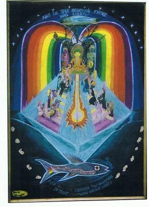 The Steps of Enlightenment by David Allen Stringer